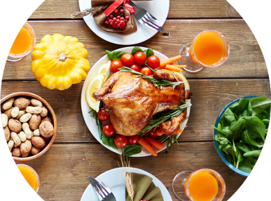 Thanksgiving math: adding up your Turkey Day calories