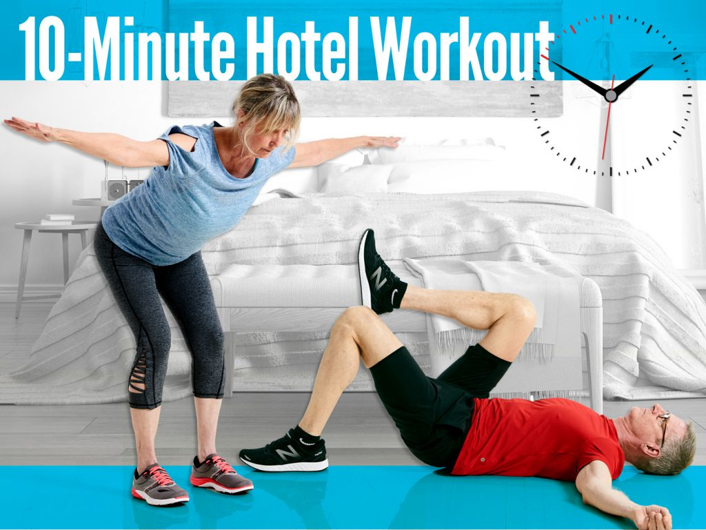 SilverSneakers Travel Workout