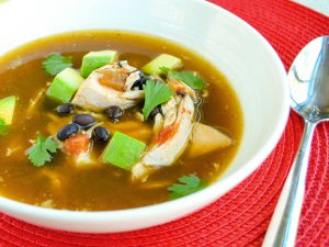 SilverSneakers Rotisserie Chicken Tortilla Soup