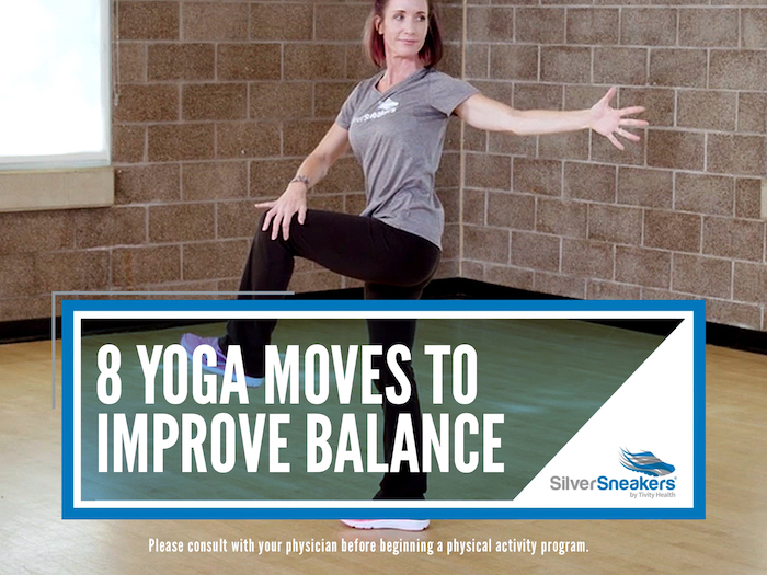 Yoga for Balance and Stability: 8 Poses