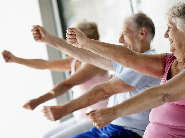 exercising with parkinson's 1