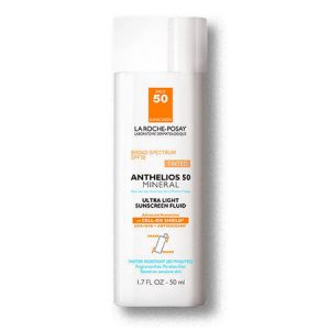 La Roche-Posay Anthelios Mineral SPF 50 Tinted Face Sunscreen